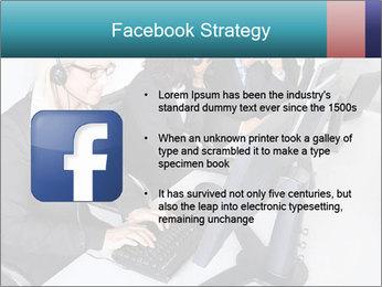 Customer service people PowerPoint Template - Slide 6