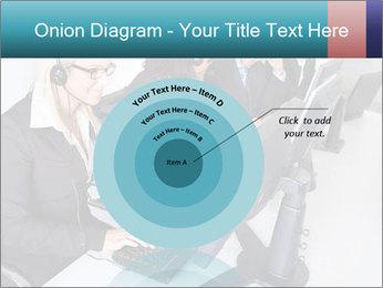 Customer service people PowerPoint Template - Slide 61