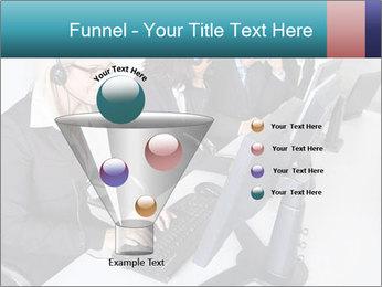 Customer service people PowerPoint Template - Slide 63