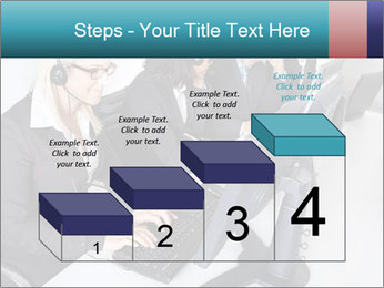 Customer service people PowerPoint Templates - Slide 64