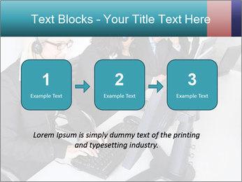 Customer service people PowerPoint Template - Slide 71