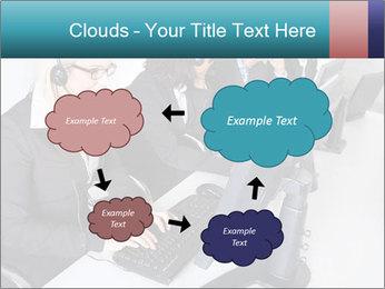 Customer service people PowerPoint Template - Slide 72