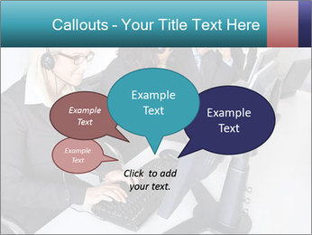Customer service people PowerPoint Templates - Slide 73