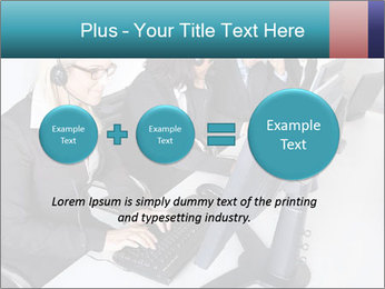 Customer service people PowerPoint Templates - Slide 75