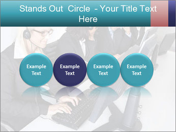 Customer service people PowerPoint Templates - Slide 76