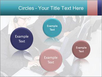 Customer service people PowerPoint Template - Slide 77
