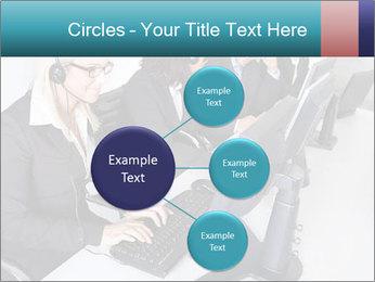 Customer service people PowerPoint Template - Slide 79