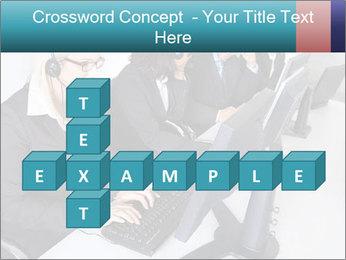 Customer service people PowerPoint Template - Slide 82