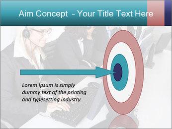 Customer service people PowerPoint Template - Slide 83