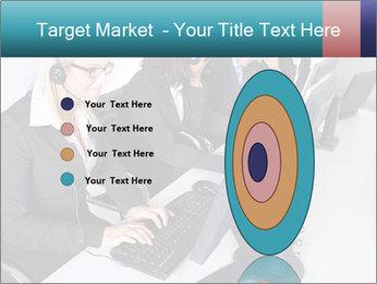 Customer service people PowerPoint Template - Slide 84