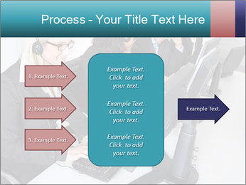 Customer service people PowerPoint Templates - Slide 85