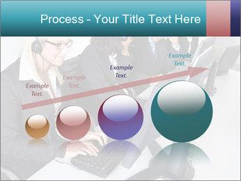 Customer service people PowerPoint Template - Slide 87
