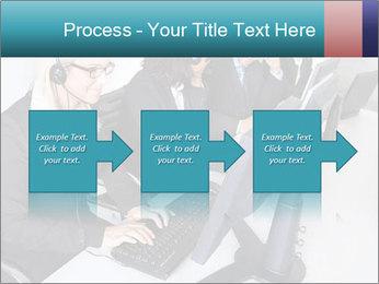 Customer service people PowerPoint Template - Slide 88