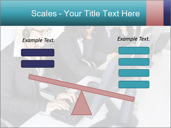 Customer service people PowerPoint Template - Slide 89