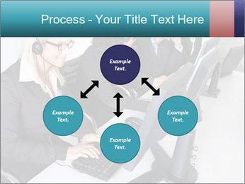 Customer service people PowerPoint Template - Slide 91