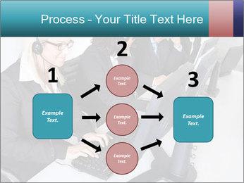 Customer service people PowerPoint Template - Slide 92
