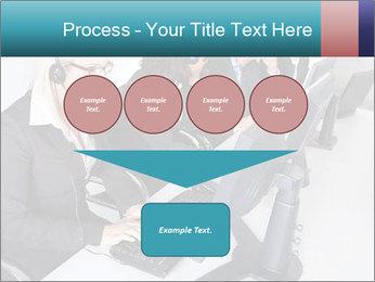 Customer service people PowerPoint Template - Slide 93