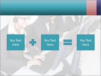 Customer service people PowerPoint Template - Slide 95
