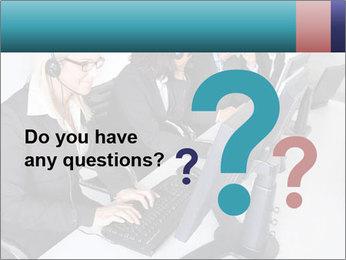 Customer service people PowerPoint Template - Slide 96