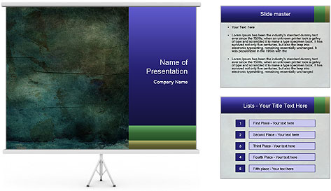 0000087207 PowerPoint Template