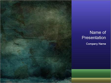 Grunge PowerPoint Templates