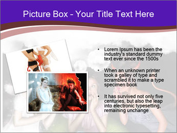 Woman must choose PowerPoint Templates - Slide 20