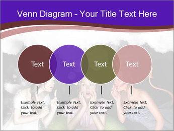 Woman must choose PowerPoint Templates - Slide 32