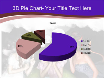 Woman must choose PowerPoint Templates - Slide 35