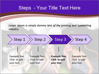 Woman must choose PowerPoint Templates - Slide 4