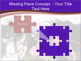 Woman must choose PowerPoint Templates - Slide 45