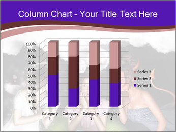 Woman must choose PowerPoint Templates - Slide 50