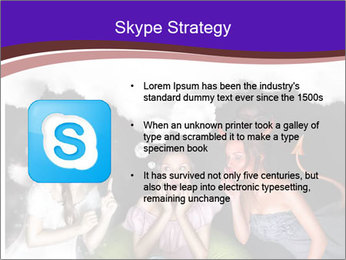 Woman must choose PowerPoint Templates - Slide 8