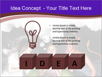 Woman must choose PowerPoint Templates - Slide 80