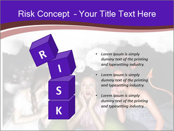 Woman must choose PowerPoint Templates - Slide 81