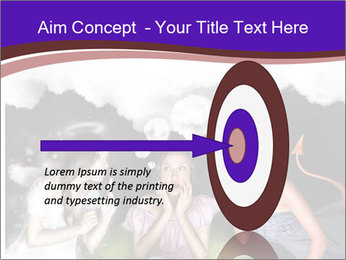 Woman must choose PowerPoint Templates - Slide 83