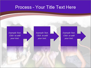 Woman must choose PowerPoint Templates - Slide 88