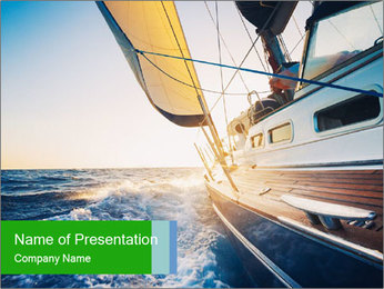 Sunrise PowerPoint Templates - Slide 1