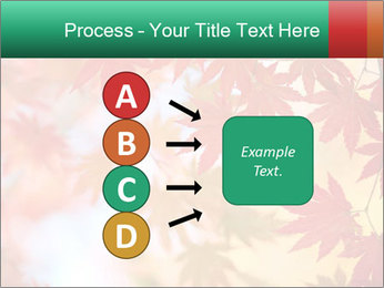 Autumn leaves PowerPoint Template - Slide 94
