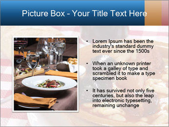 Traditional Spanish meal PowerPoint Template - Slide 13