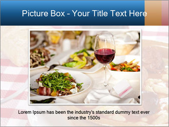 Traditional Spanish meal PowerPoint Template - Slide 16