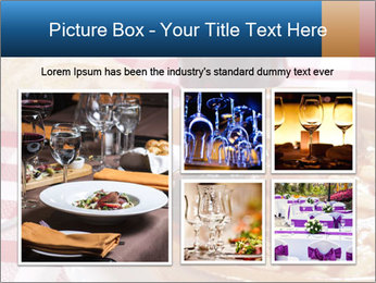 Traditional Spanish meal PowerPoint Template - Slide 19