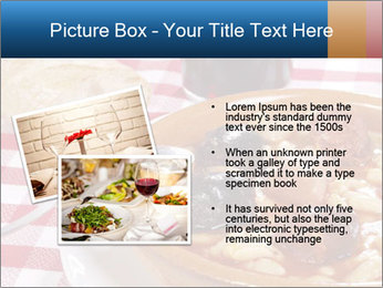 Traditional Spanish meal PowerPoint Template - Slide 20