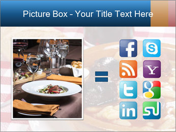 Traditional Spanish meal PowerPoint Template - Slide 21
