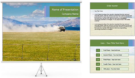 0000087215 PowerPoint Template