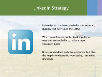 Truck spreading fertilizer PowerPoint Template - Slide 12