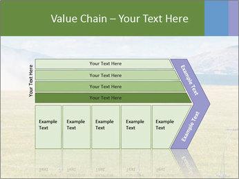 Truck spreading fertilizer PowerPoint Template - Slide 27