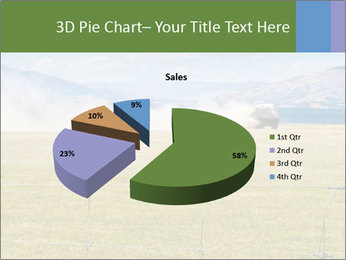 Truck spreading fertilizer PowerPoint Template - Slide 35