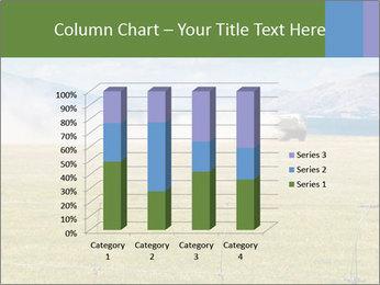 Truck spreading fertilizer PowerPoint Template - Slide 50