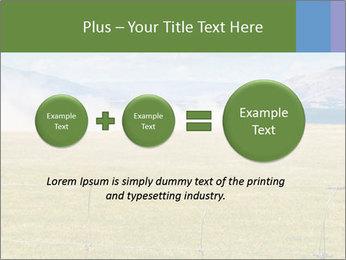 Truck spreading fertilizer PowerPoint Template - Slide 75