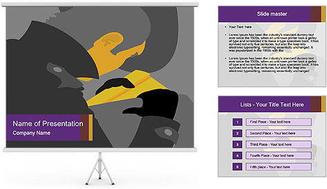 0000087217 PowerPoint Template